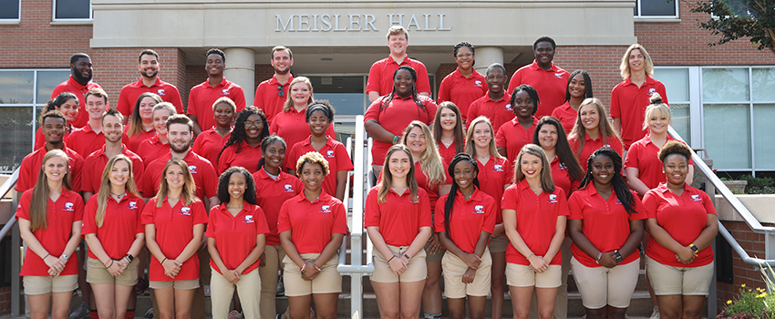 Southbound New Student Orientation Leaders