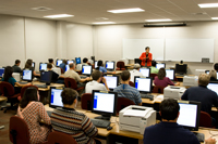 Mitchell College of Business Computer Lab