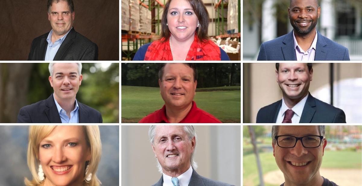 USA National Alumni Association Elects New Officers