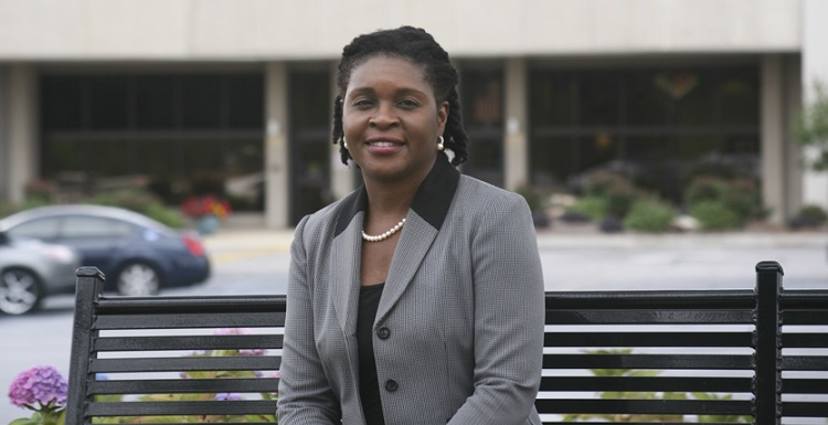 Angelia Bendolph, who is serving on the national AAUW STEM Task Force, will assist with the summer technology conference for middle school girls, which will be hosted by the University of South Alabama. data-lightbox='featured'