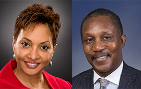 Pulitzer Prize-winning columnist Cynthia Tucker Haynes will address graduates at the 9:30 a.m. ceremony, while South alumnus and attorney Kenneth O. Simon will speak at the 2 p.m. ceremony.