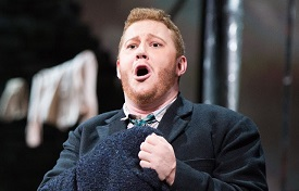 Nicholas Brownlee, '12, will be performing in a one-night-only concert to benefit the University's Opera Theatre program at 7:30 p.m. on Friday, Aug. 25, in the USA Laidlaw Performing Arts Center Recital Hall.