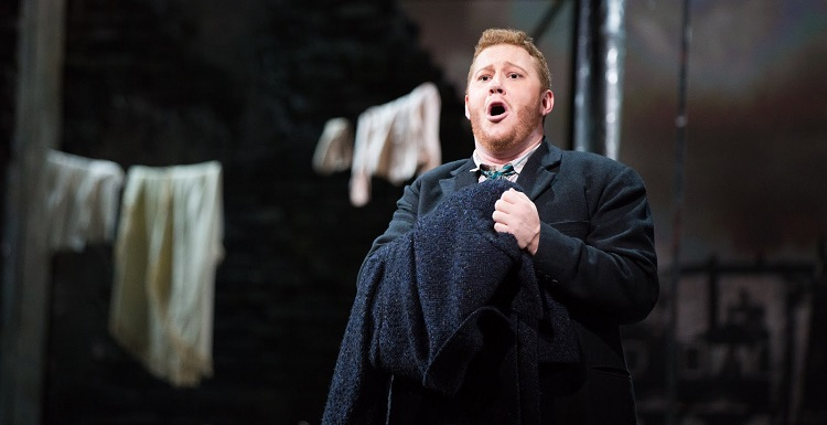 University of South Alabama graduate Nicholas Brownlee was one of two American singers to make the finals at the 35th International Hans Gabor Belvedere Singing Competition, and the only bass-baritone in the final round.