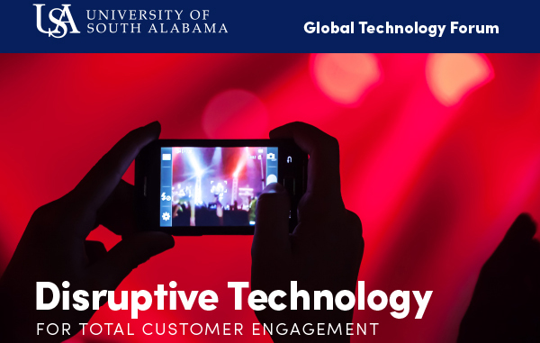 South Students Introduced to Disruptive Technology for Total Customer Engagement