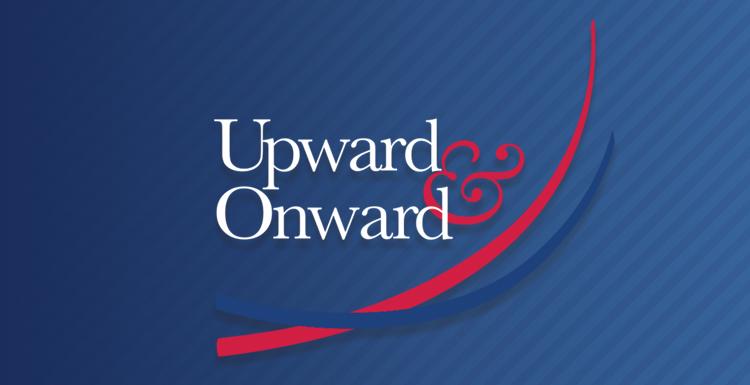 Onward and Upward campaign logo
