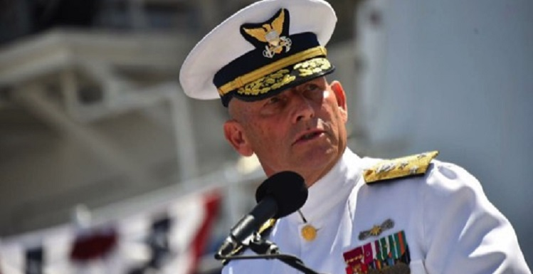 "Retired Vice Admiral William ""Dean"" Lee, who served as Atlantic Area Commander of the U.S. Coast Guard, will deliver the Fall Commencement address on Saturday, Dec. 10, in the Mitchell Center. data-lightbox='featured'"