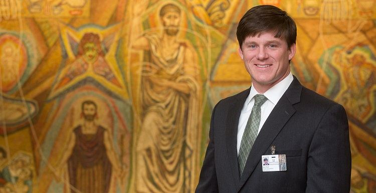 USA Medical Center Administrator Sam Dean has more than 15 years of health care leadership experience, including in Birmingham and Mississippi.