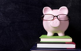 File art. Money pig.