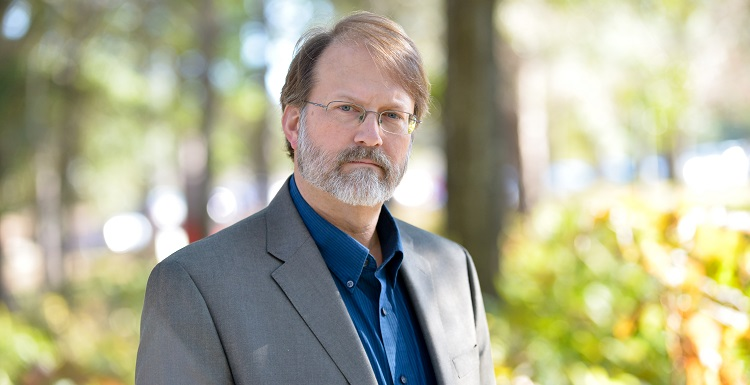 Dr. Steve Trout, professor and chair of English, specializes in literary modernism, war literature and American cultural studies.