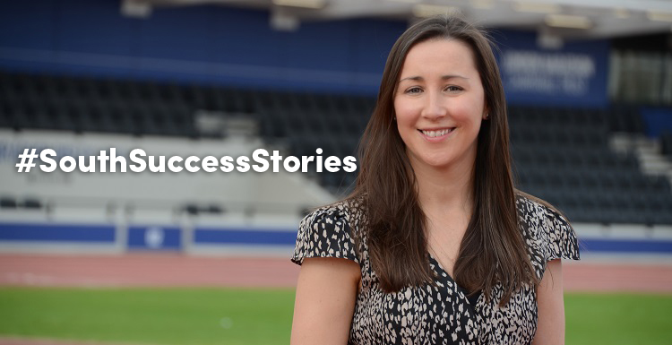 Gráinne O'Dea attended the University of South Alabama on a track and field scholarship and graduated with two degrees before taking a job at Pace Sports Management in London.
