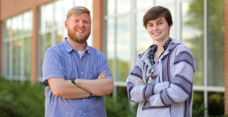 Anna Kate Greer, a freshman from Ocean Springs, Miss., studied abroad in Russia under the direction of Dr. Nick Gossett, assistant professor of modern and classical languages and literature.