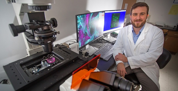 Dr. Michael Francis earned his Ph.D. in 2013 from the USA College of Medicine and completed his postdoctoral training at the University's Center for Lung Biology.