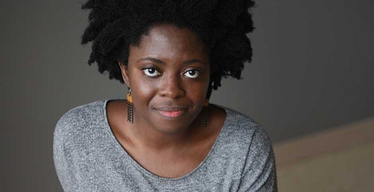 The 28-year-old Yaa Gyasi, a native of Ghana, grew up in Huntsville. Her writing debut