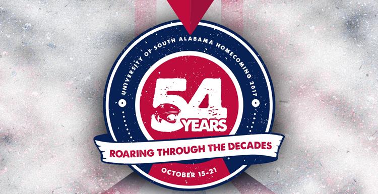 USA Homecoming logo