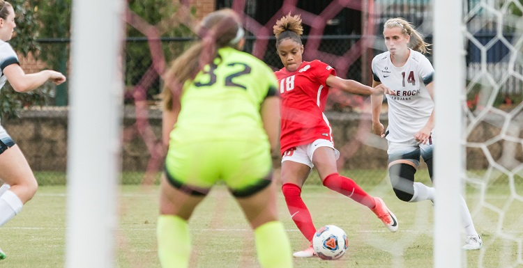 Jags Take Soccer Sun Belt Crown