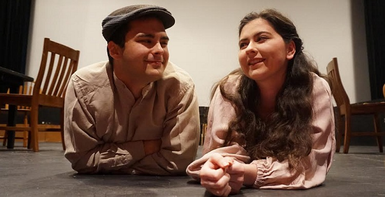 "Theatre majors Thomas Deen IV and Abigail St. John will star in Theatre USA's upcoming production of ""Our Town."""