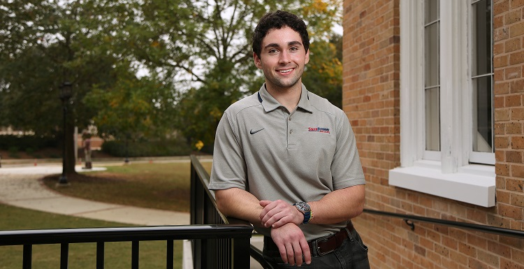 Triple Major Selected as Rhodes Scholar Finalist