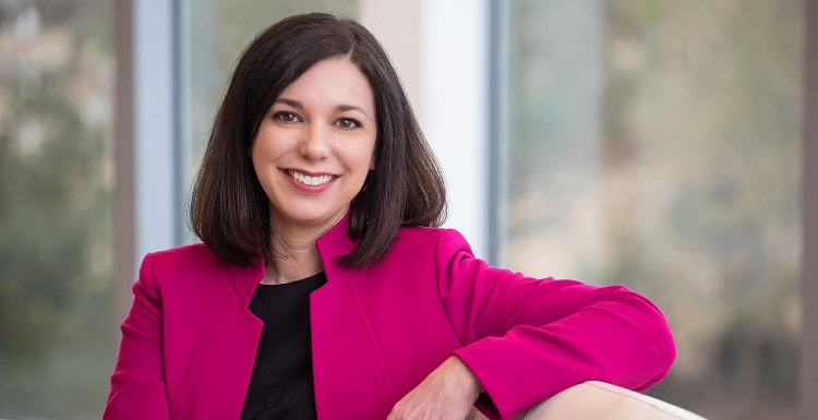 Kelly McCarron's new role as associate vice president for Medical Affairs, Health Development, places her on the front lines of community engagement in raising the profile of USA Health