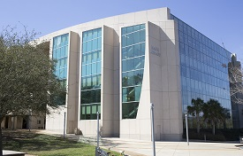 The library opened in its own building on Sept. 15, 1968, and an extensive addition and renovation was completed in March 2003. It was designated the Marx Library in 2013.