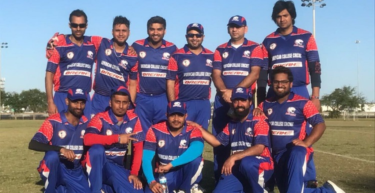 The Jaguar Cricket Club finished second in the nation at the American College Cricket National Championships.
