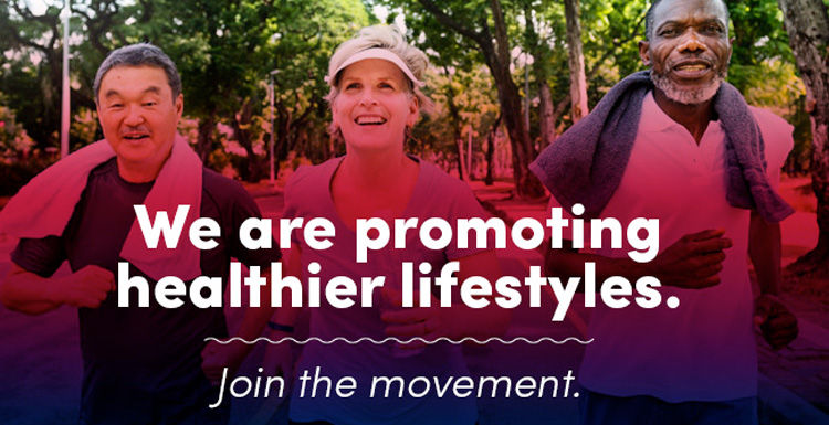 South is marketing JagFit@South to its employees to improve health and well-being.