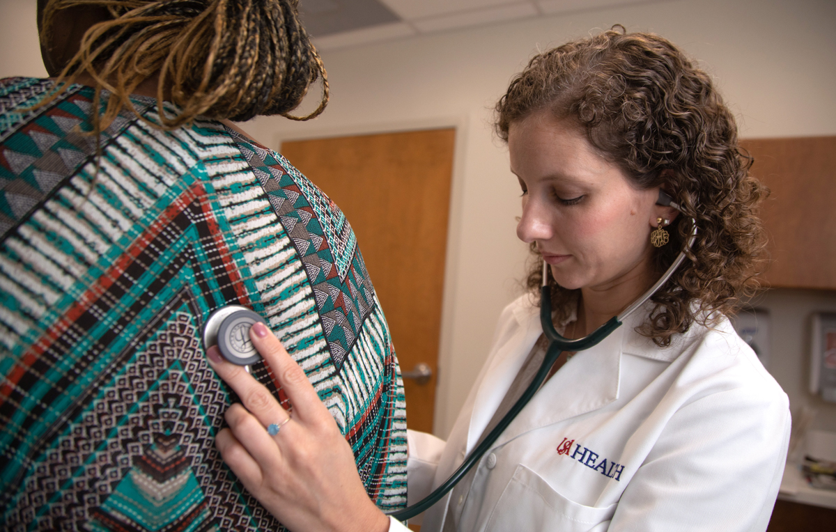 The College of Nursing at the University of South Alabama has been awarded a $2.6 million federal grant to create a Family Nurse Practitioner Residency Program. The program will be supported through an interdisciplinary effort that includes USA Health Family Medicine and Franklin Primary Health Center.