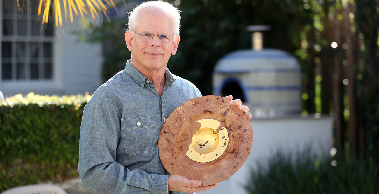 "The work of Dr. Thomas C. Myers,  a USA rheumatologist and self-taught wood turner, will be be on display Feb. 11-March 15 in the art gallery in the University of South Alabama's department of visual arts. ""When I was growing up, if my dad wanted something, he would build it. He always had books about art in our house. I grew up watching him work and learning from him,"" said Myers."