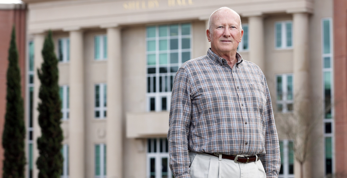 "William B. ""Bill"" Burnsed Jr., a 1972 graduate of the University of South Alabama, worked as a telephone company engineer for 20 years before starting Burnsed Oil Co. Inc. He donated $1.5 million to the College of Engineering's department of mechanical engineering, which will be named after him."