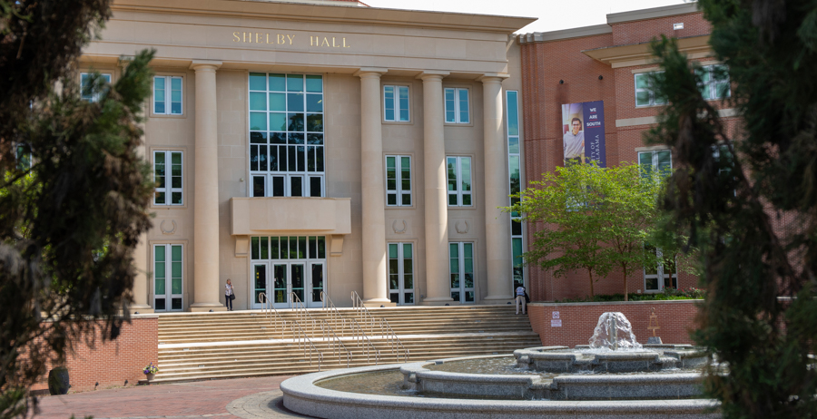 USA's College of Engineering, located in Shelby Hall, has four academic departments and offers five baccalaureate degrees, four master's degrees and a doctoral degree in systems engineering.