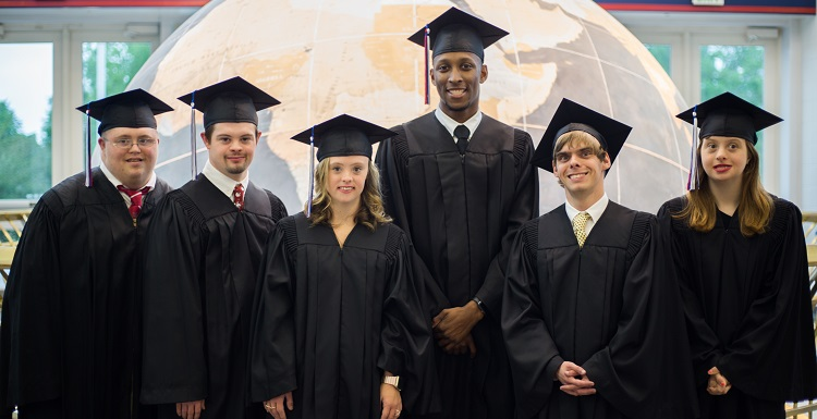 South graduated its first class of PASSAGE USA, a two-year program to promote independence for students with intellectual disabilities.