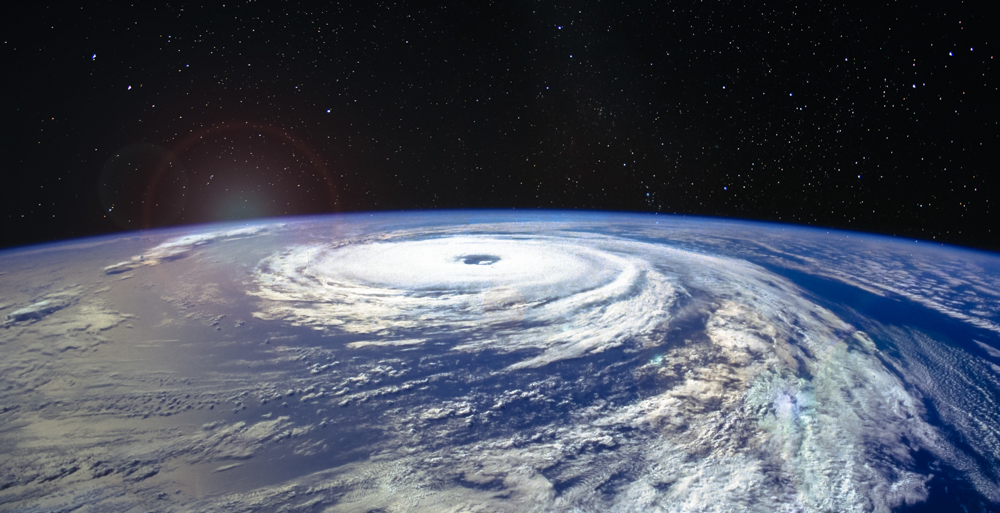 The 2018 hurricane season will be remembered mostly for hurricanes Michael and Florence, that latter pictured here in an image with elements furnished by NASA. An average Atlantic hurricane season produces 12 named storms, six hurricanes and three major hurricanes.  data-lightbox='featured'