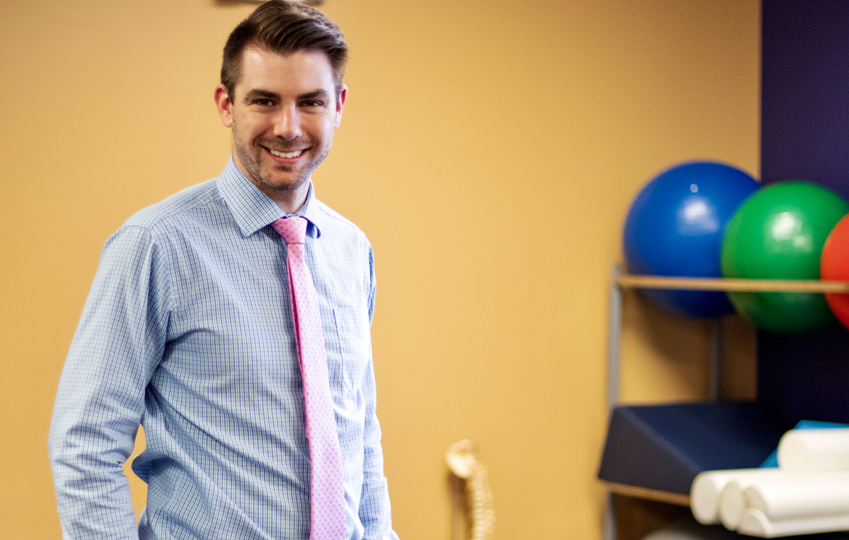 Russell Standridge, a physical therapist in Decatur, Ala., said he gets satisfaction from seeing his patients improve. His clients arrive having faced a variety of medical challenges: from surgeries to athletic injuries to automobile wrecks to neurological disorders.