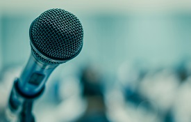 microphone, stock photo