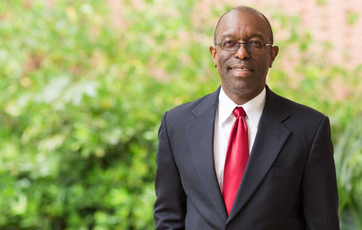 Dr. Alvin J. Williams, a nationally recognized chair of marketing and quantitative methods in the University of South Alabama's Mitchell College of Business, will deliver the fall University Commencement Ceremony address.