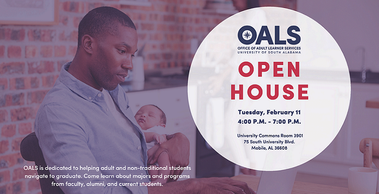 Open House Set for Adult Learners