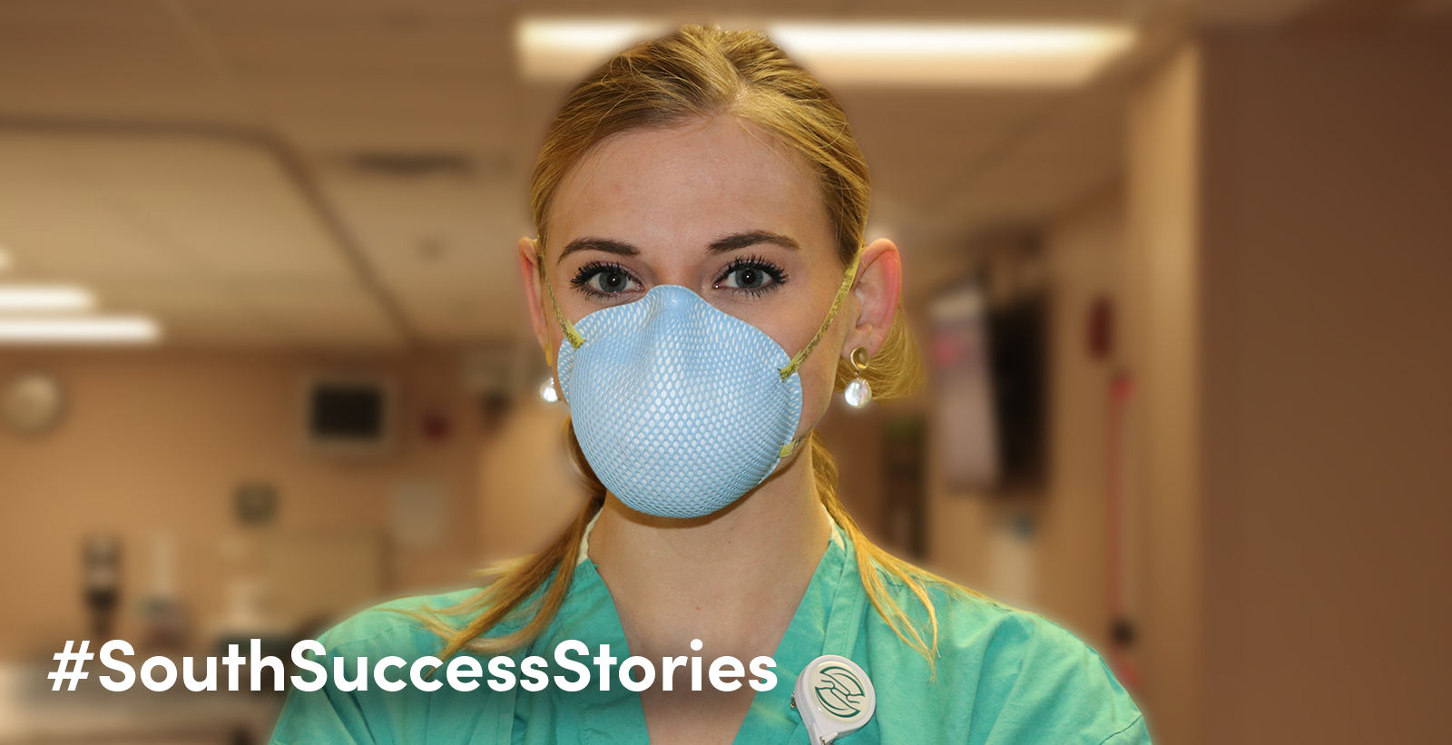 "Bailey Trout Stephenson, a 2018 graduate of the University of South Alabama College of Nursing, worked in a Brooklyn hospital in the spring, taking care of COVID-19 patients in an intensive care unit. The work, like the virus, could be unforgiving. ""I was there to help save the life of each patient I cared for, and that didn't happen,"" she said.  data-lightbox='featured'"