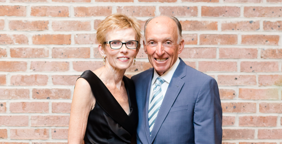 Jake and Pat Gosa pledged $5 million to the University of South Alabama. The gift will be split between the Mitchell College of Business and the College of Nursing.