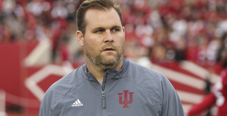 Kane Wommack is a finalist for the Broyles award given annually to the nation's top assistant coach and at 33, becomes the youngest head coach on the FBS level.
