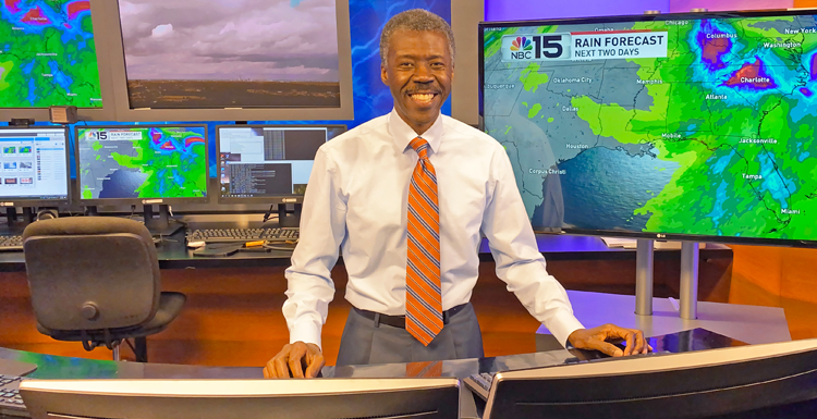 Forecasting the Weather and Making History