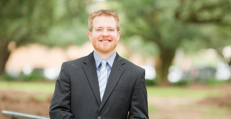 South assistant professor Matt Howard has been researching the use of virtual reality in workplace training since he was in grad school. He has two soon-to-be published articles he believes will have a significant impact in that space.