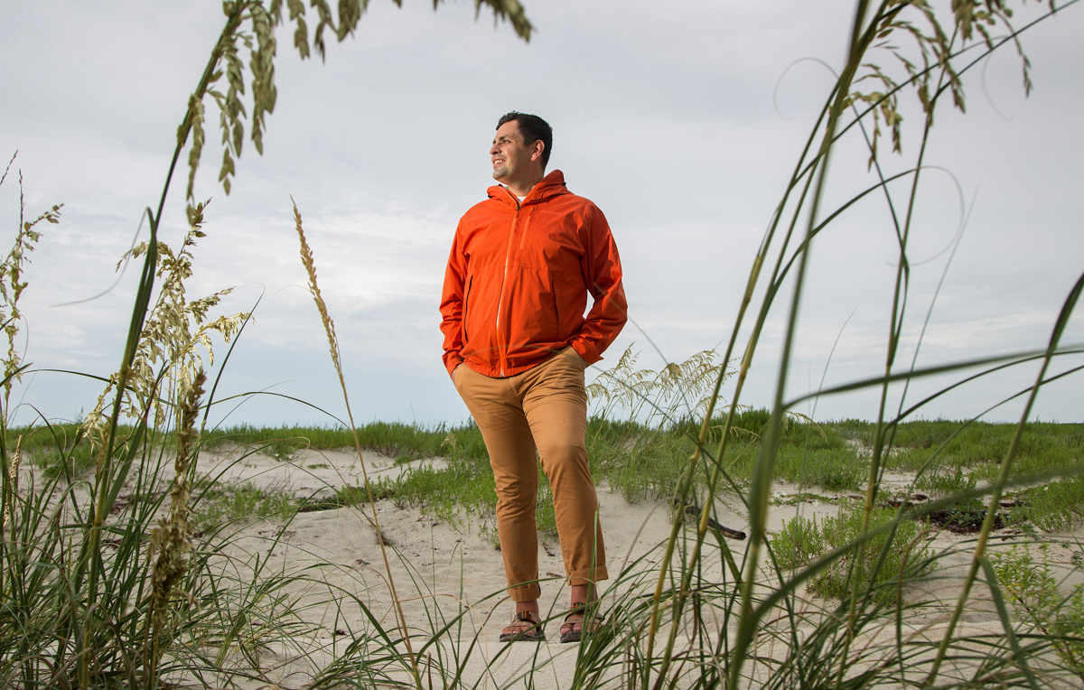 Dr. Jeremiah Henning, assistant professor of biology, will study how nutrient addition and disturbance events such as hurricanes alter plant communities and how ecosystems function. The research could have important implications for coastal areas, such as Dauphin Island, where Henning will conduct some of his research.