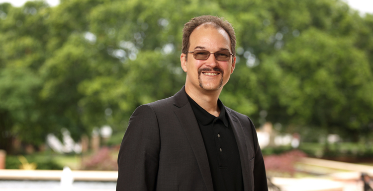 """Dr. Danny McCarty, an assistant professor in the department of counseling and instructional sciences, article, titled """"Experiential Education during the COVID-19 Pandemic: A Reflective Process,"""" is now the third most-read article ever published in the Journal of Constructivist Psychology."""