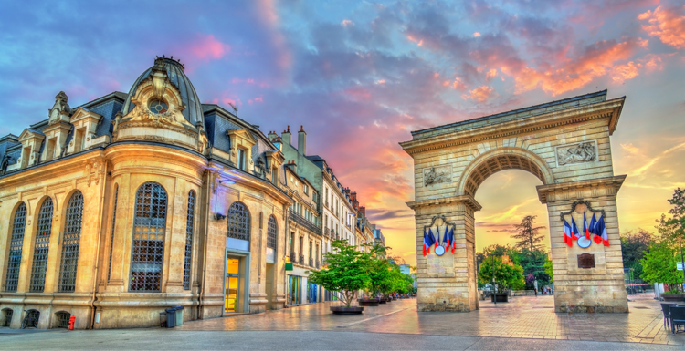 South receives a $15,000 grant to establish a faculty-led program in Dijon, France. The University also aims to become a leader in study-abroad access for students with disabilities.