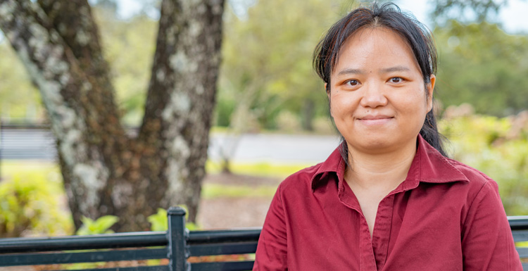 Dr. Shenghua Zha, assistant professor in the USA College of Education and Professional Studies has recently written a grant to help future teachers learn how to integrate computer science in their K-12 subjects.