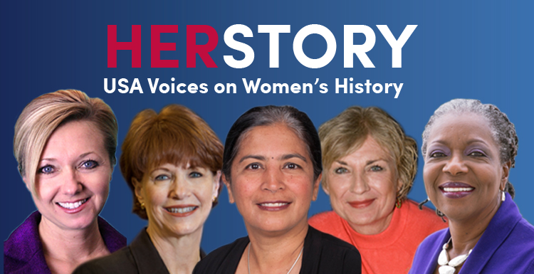 Herstory: USA Voices on Women's History