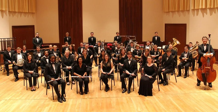 The USA Wind Ensemble will perform a host concert Friday at the Saenger Theatre to welcome the All-State Band Festival to Mobile.