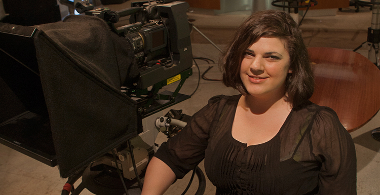 Recent communication graduate Erin Weninegar, 23, is ready to build her film career thanks to the education she received at South Alabama and the help she's received from alumni.