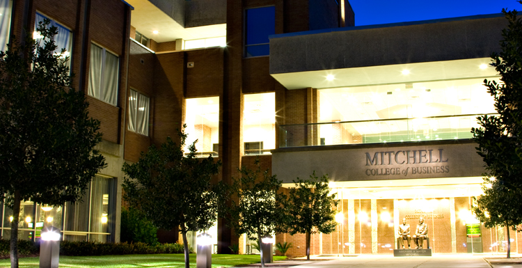 The Mitchell College of Business at the University of South Alabama will host an open house and informational session for its master's in business administration program.