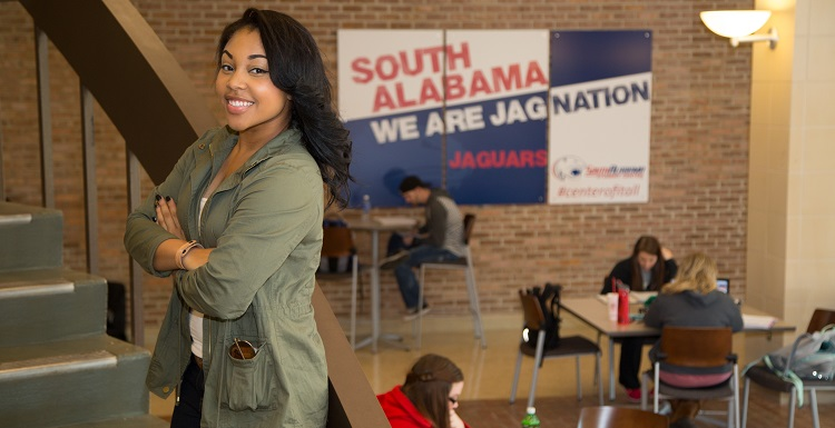 SGA President Danielle Watson said she knows other first-generation students who haven?t had as much support as she has. A campus organization was formed in the fall to help first-generation students adjust to college life.