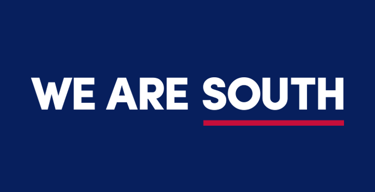 We are South logo